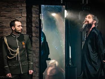 Григорий Распутин в  Театре у Никитских ворот