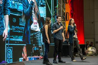 Гости фестиваля Comic Con Russia 2018