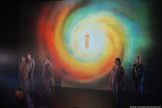 Картины Эрмитажа ожили в инклюзивном спектакле «Anima Chroma»