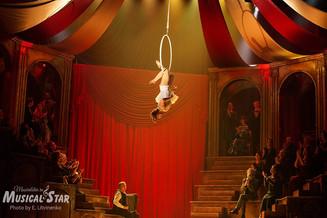 «Принцесса цирка» украсила карту «Тройка»