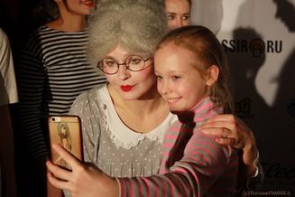 Юлия Пересильд: «Я научилась просить для детей из своего фонда»