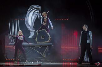 Новое шоу Цирка Чудес – «Иллюзии обмана»