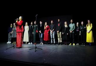 В Москве состоялась светская премьерафильма Ян Гэ «Троица»