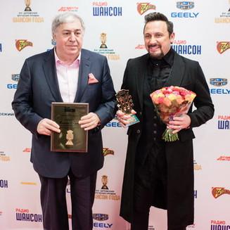 Михаил Гуцериев стал триумфатором премии «Шансон года-2017»