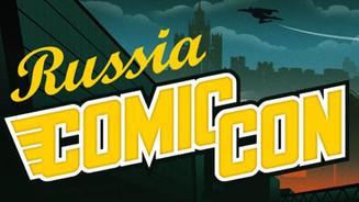 COMIC CON RUSSIA 2019 В МОСКВЕ