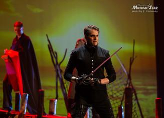 Премьера мюзикла «Дон Жуан» в Москве