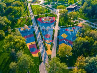 1 мая ландшафтный парк «Острова Мечты» открывает летний сезон
