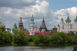 Туристический поход по зеленой Москве