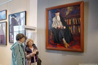 На ВДНХ открылась выставка Рерихов