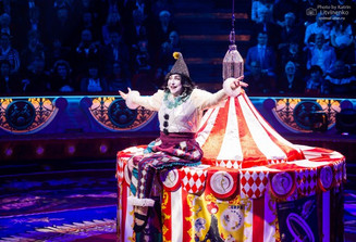 К 100-летию отечественного государственного цирка