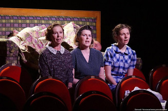 «Московский хор» в Театре Маяковского