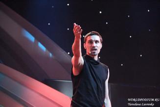 Дима Билан с аншлагом представил шоу «Планета Билан»