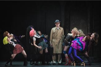 Завершение сезона - последние показы рок-оперы «Преступление и наказание»