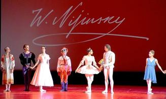 Вечер балета «Вацлав Нижинский. Бог танца»
