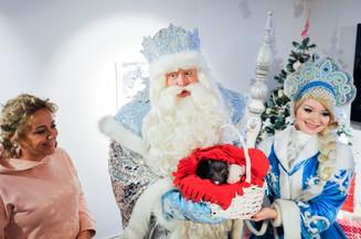 Счастье и Радость поселились в Московском зоопарке