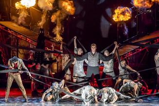 «В лабиринтах неизведанных путей...» - Санкт-Петербургский мюзикл «Граф Монте-Кристо» представлен в