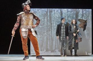 Самоирония. В Театре Пушкина поставили спектакль о зрителях и актерах