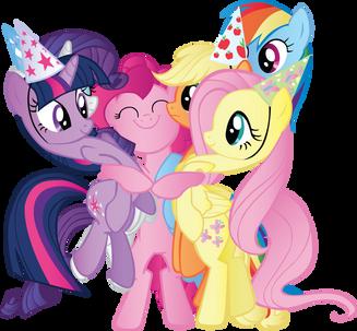 «My Little Pony: Новое поколение»