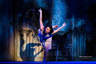 «The Mother» -театрализованный балет в стиле ХОРРОР