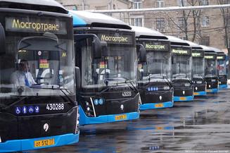 600-й в Москве электробус скоро выйдет на линию