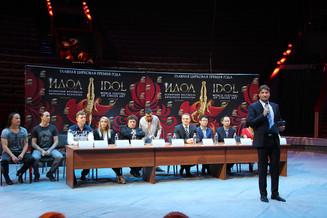 Фестиваль «ИДОЛ-2017» в Большом Московском цирке