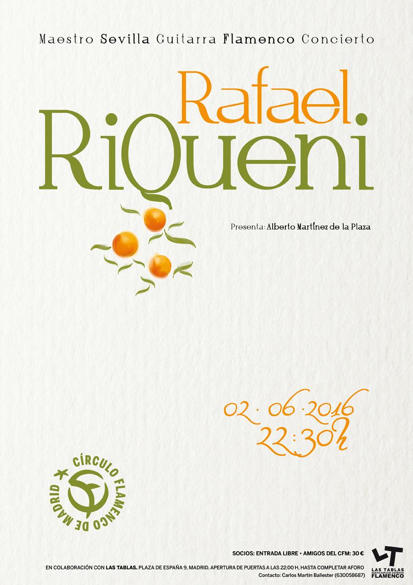 Rafael Riqueni
