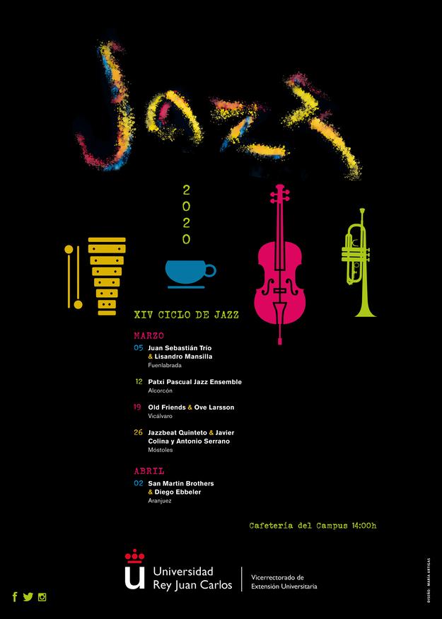 Jazz Universidad Rey Juan Carlos