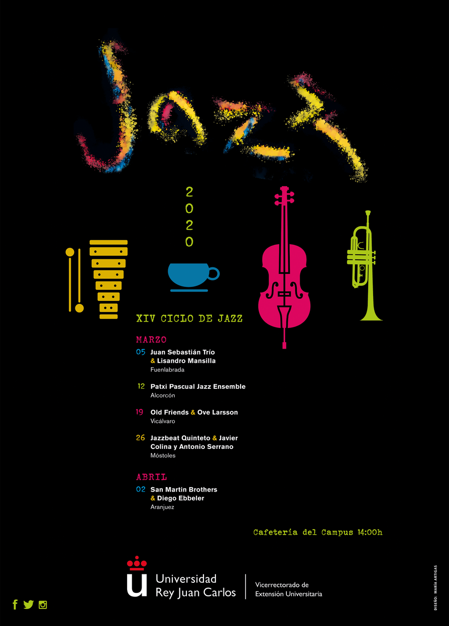 Jazz Universidad Rey Juan Carlos