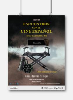 Cartel Cine Español