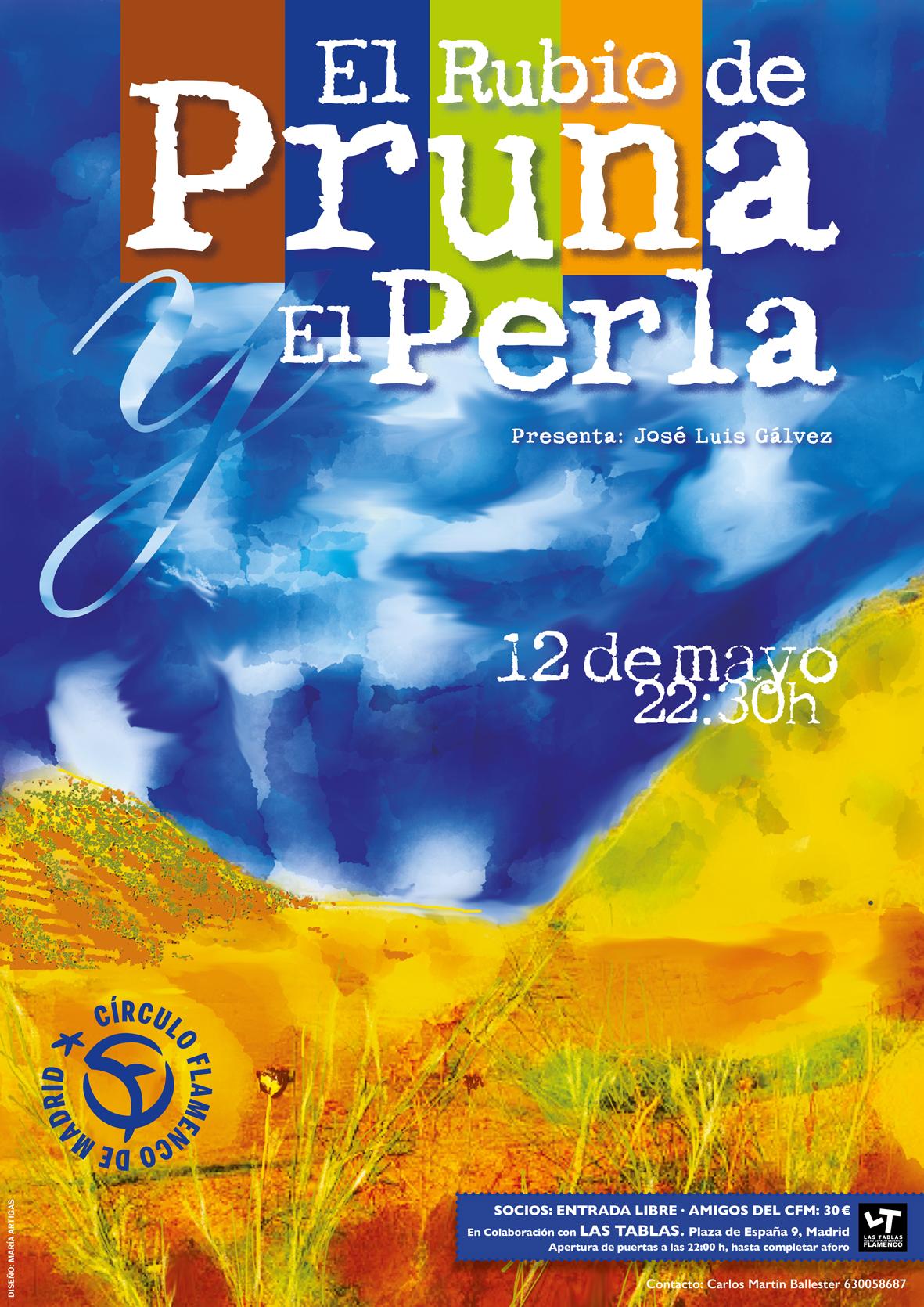 Rubio de Pruna