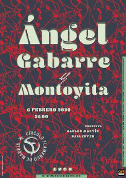 Ángel Gabarre y Montoyita