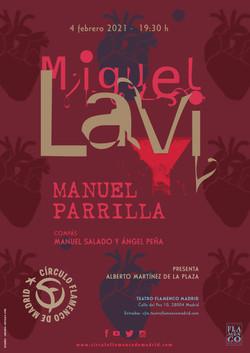 Miguel Lavi y Manuel Parrilla