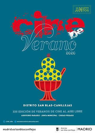 Cine Verano San Blas-Canillejas