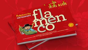 Pulpitarrita with flamenco passport