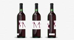 M etiqueta de vino