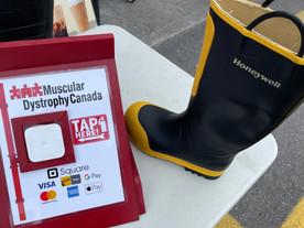 MD Boot Drive Raises Big Money