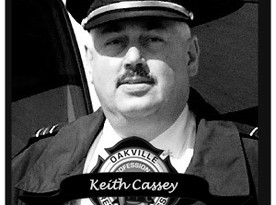 Passing Of Retired Member Keith Cassey