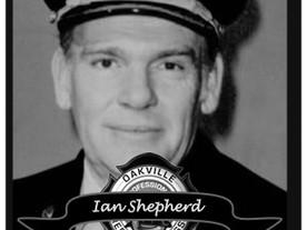 Passing Of Retired Member Ian Shepherd