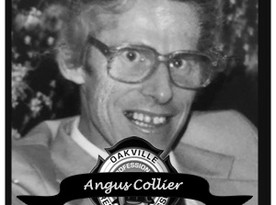 Passing Of Retired Dispatcher Angus Collier