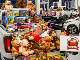 Toy Drive 2020 Wrap Up