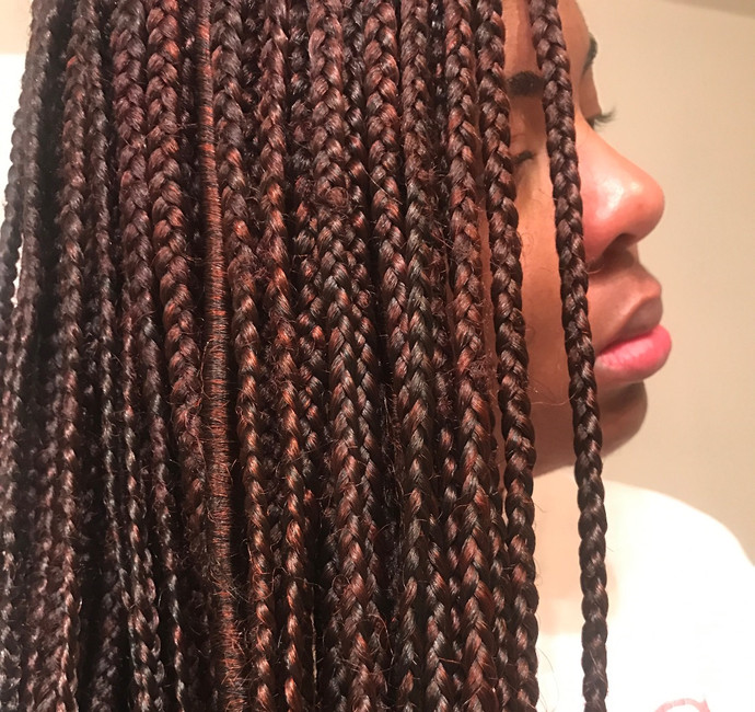 Protective styling 2 Month Check In