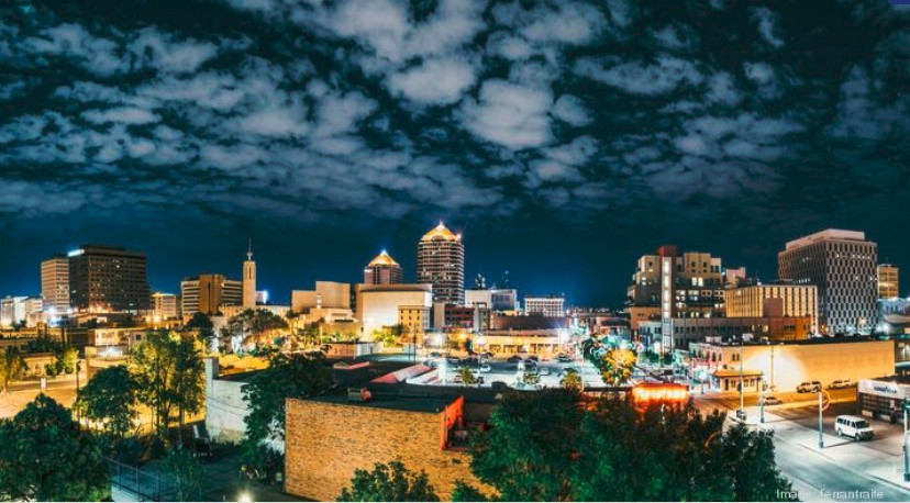 Albuquerque ranked #3 in America's Best Small Cities