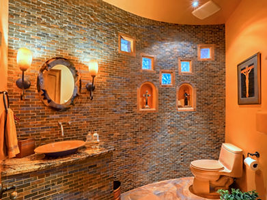 Custom home-building decisions - additional bathroom configuration