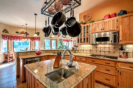 Custom home-building decisions - kitchen optios: appliances, cabinetry, finishes