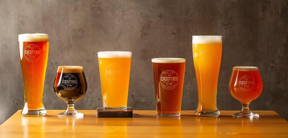 Craft beer scene in Albuquerque