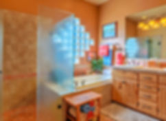 Custom home-building decisions - master bathroom options