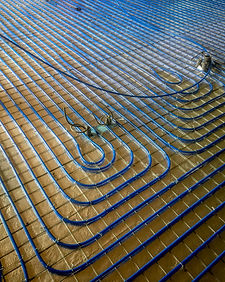 ECOterra Design-Build Radiant Floor Heating