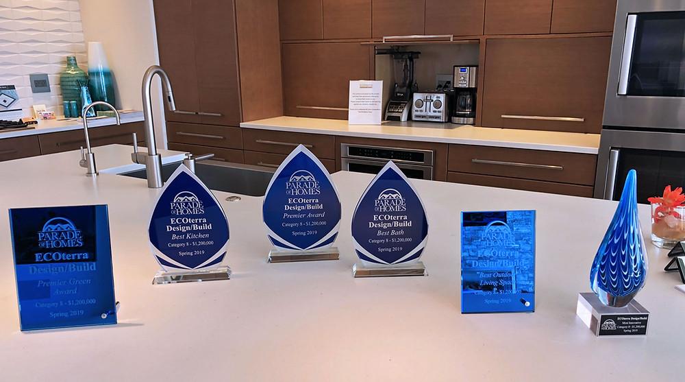 ECOterra's 2019 ABQ Parade of Homes Awards