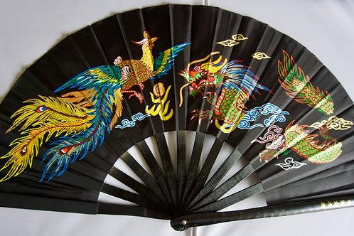 Fächer für Taiji / Wushu