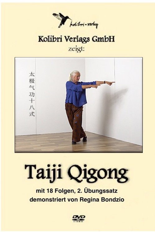 Taiji Qigong 2. Übungssatz